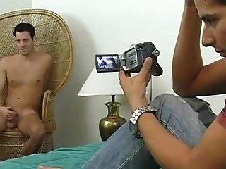Amateur Twink Masturbates In A Hot Video